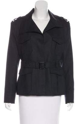 Tom Ford Belted Wool Jacket