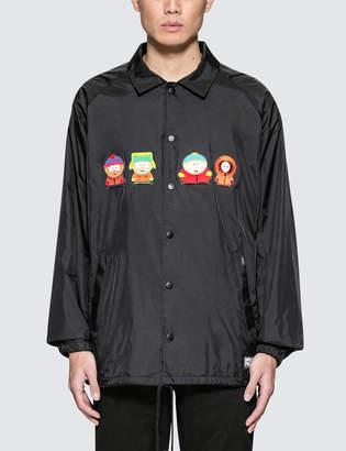 HUF South Park x Kids Coaches Jacket