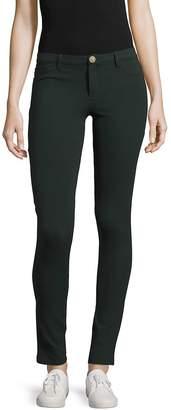 M Missoni Women's Solid Low-Waist Pants