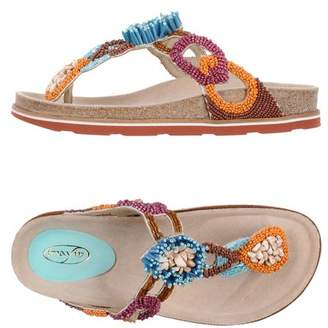 IMAYIN Toe post sandal