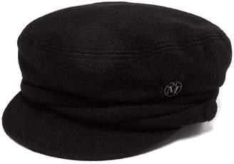 Maison Michel New Abby wool sailor cap