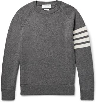 Striped Cashmere Sweater $1,160 thestylecure.com