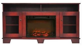 Cambridge Silversmiths Savona 59 Electric Fireplace