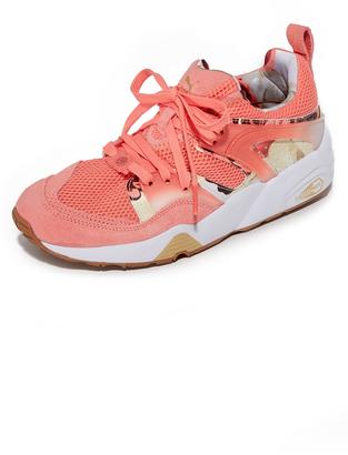 PUMA Bog Caro Graphic Sneakers $105 thestylecure.com