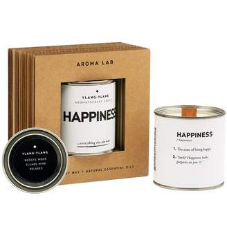 YLANG YLANG Aroma Lab - Scented candle with ylang-ylang - Gift for FRIEND