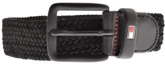 Tommy Hilfiger Modern Elastic Belt Black