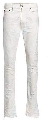 John Elliott Men's The Cast 2 Skittles Raw Hem Slim-Fit Jeans