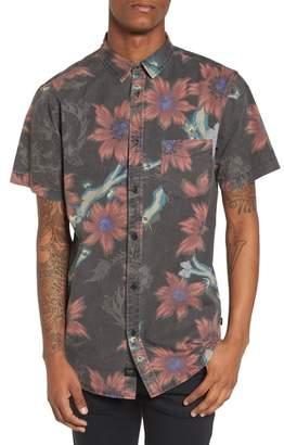 Globe Vault Woven Shirt