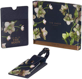 Ted Baker Arboretum Luggage Tag & Passport Cover Set