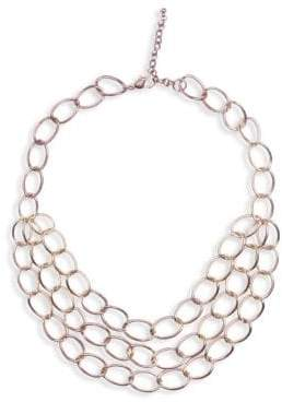 Grace Multi-Strand Chain Necklace