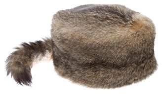 Prada Fox Fur Trapper w/ Tags