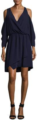 Rachel Roy Women's Draped Mini Dress