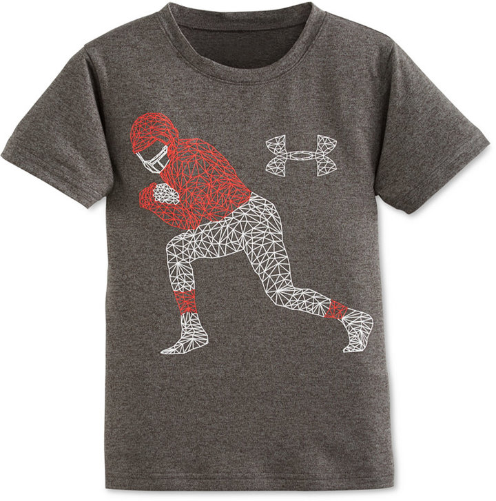 Under Armour Little Boys' Graphic-Print T-Shirt