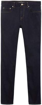 Banana Republic Skinny Rapid Movement Denim Stay Blue Jean