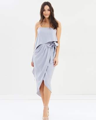Fleur Strapless Dress