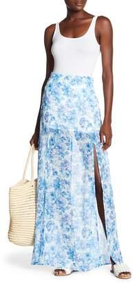 Show Me Your Mumu Mick Slit Maxi Skirt