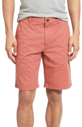 Men's Bonobos Stretch Washed Chino 9 Inch Shorts $78 thestylecure.com
