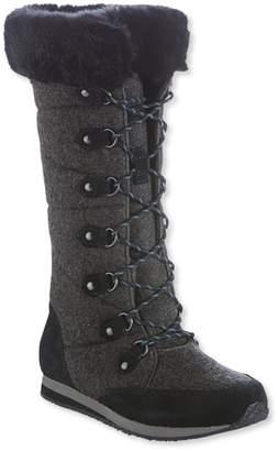 L.L. Bean L.L.Bean Carrabassett Wool Snow Boots, Tall