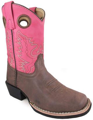 SMOKY MOUNTAIN Smoky Mountian Girl's Memphis Cowboy Boot