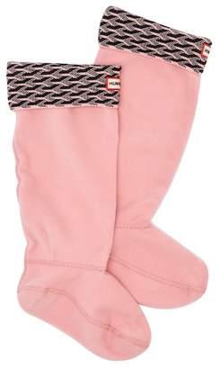 Hunter Cuff Knit Socks