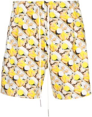 ROCHAMBEAU sport shorts