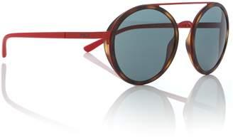 Polo Ralph Lauren Red round PH3103 sunglasses