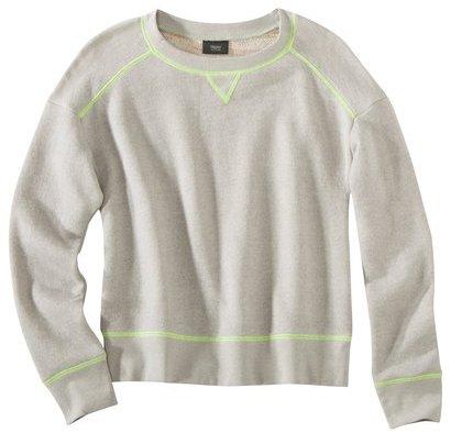 Mossimo Women's Long Sleeve Sweatshirt -Assorted Colors