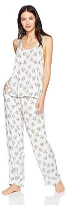 Mae Women's Racer Back Pajama Set
