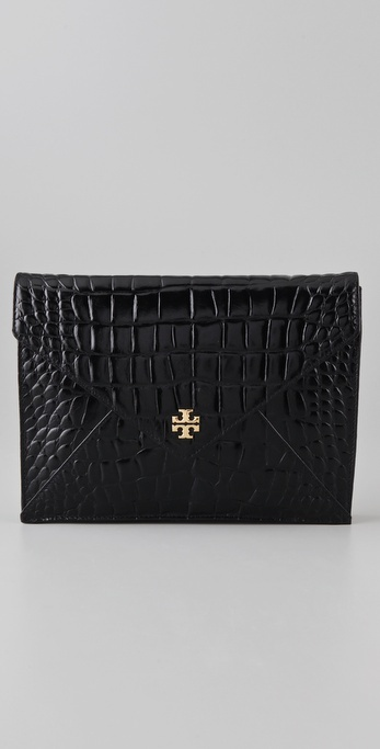 Tory Burch Oversized Envelope Clutch