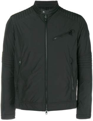 Moncler zip-up down jacket
