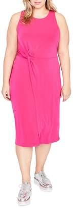 Rachel Roy Twist Front Dress