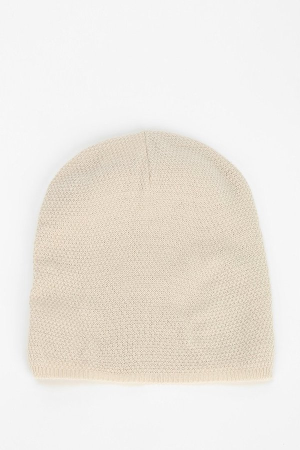 Urban Outfitters Textured-Knit Beanie