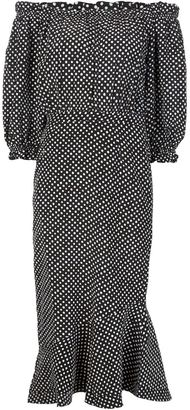 Saloni 'Grace' dress $650 thestylecure.com