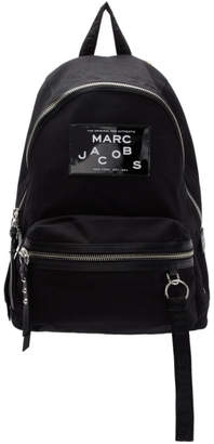 Marc Jacobs Black The Rock Backpack