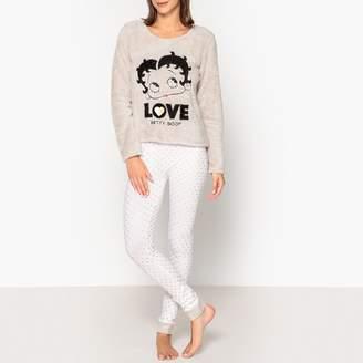 Betty Boop Long-Sleeved Pyjamas