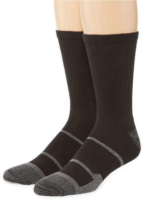 M·A·C Big Mac 2 Pair Boot Socks-Mens