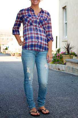 Machine Jeans Destructed Skinny Jeans
