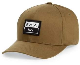 RVCA Metro Flexfit Snapback Hat