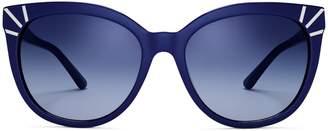 Tory Burch Graphic Square Sunglasses