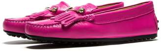 Ocean Pacific OPP Designer Women's Fashion Leather Work Loafer Shoes Comfortable Slip Resistant 2016 Collection Size 6.5