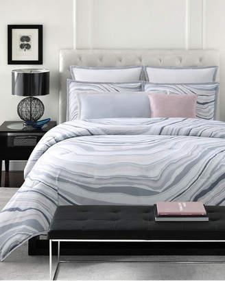Vince Camuto Valero Neutral Comforter Set