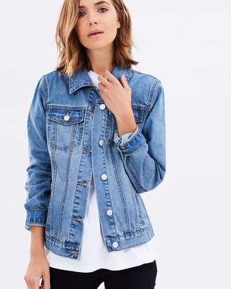 Atmos & Here Taylor Denim Jacket
