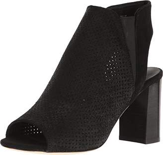 VANELi Women's Bathild Heeled Sandal PERF Charm/Black Suede