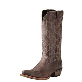 Ariat Heritage Southwestern X Toe Western Boot Size 6 B/Medium US