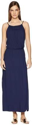 Heidi Klein Ibiza Drop Waist Maxi Dress Cover-Up Women's Swimwear