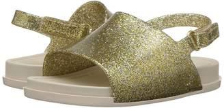 Mini Melissa Mini Beach Slide Sandal Girls Shoes