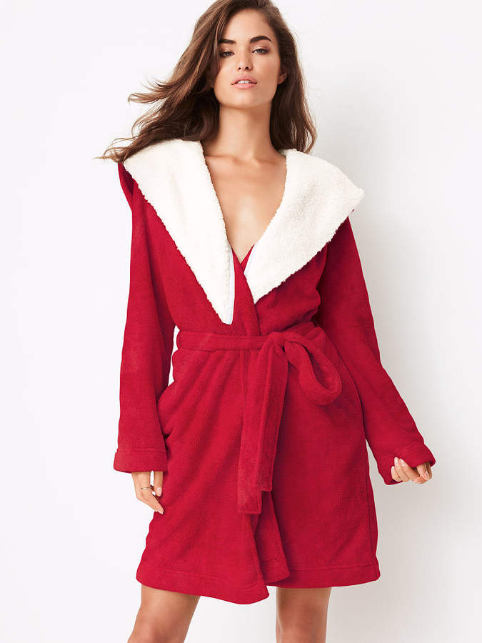 Victorias Secret The Cozy Short Robe