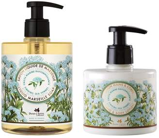 Panier Des Sens Firming Sea Fennel Liquid Soap and Hand & Body Lotion