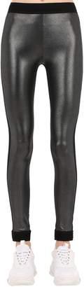 NO KA 'OI Mahina Kala Nylon Blend Leggings