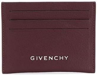 Givenchy logo cardholder